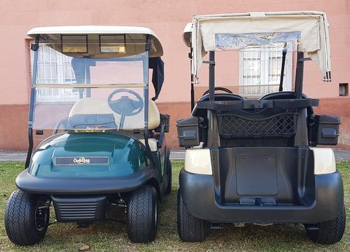 carro de golf electrico club car precedent caddy country