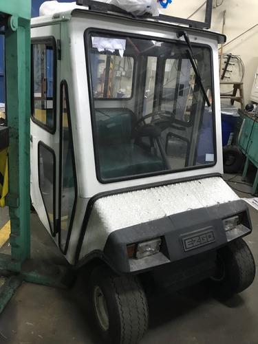 carro de golf eléctrico ezgo c/cargador,envíos vea video