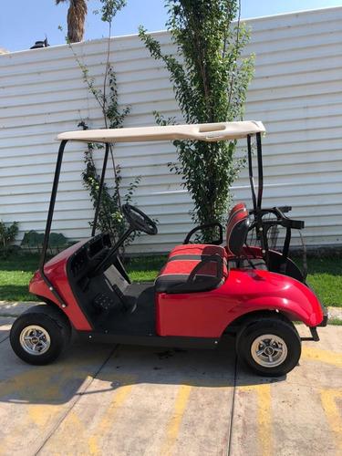 carro de golf ezgo 2014 rojo ferrari