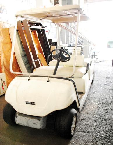 carro de golf yamaha