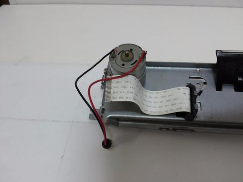 carro de impressão hp deskjet 3420