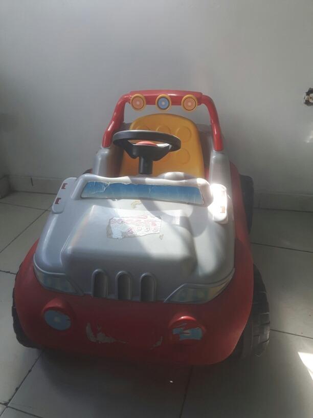 Carro De Juguete A Bateria Bs 700 00 En Mercado Libre
