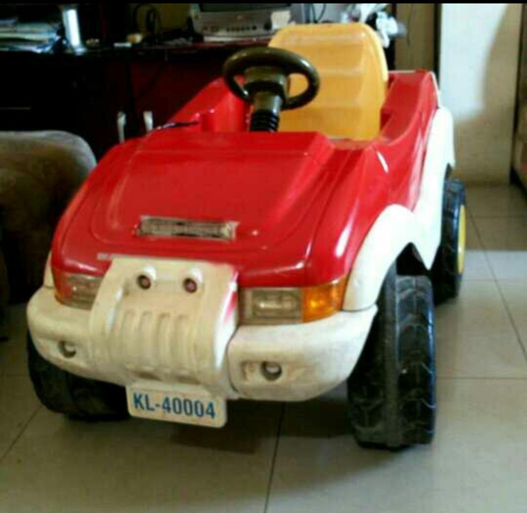 Carro De Juguete A Bateria U S 100 00 En Mercado Libre