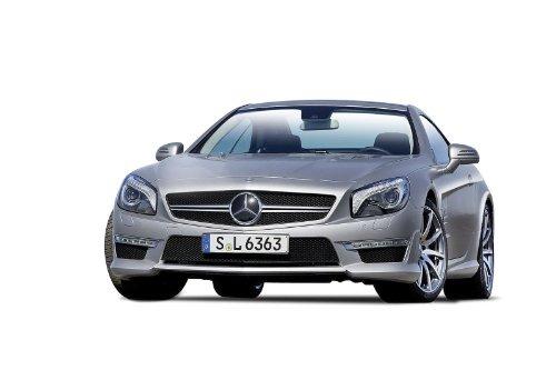 Carro De Juguete Maisto Mercedes Benz Sl Amg Escala 1 24 112 900