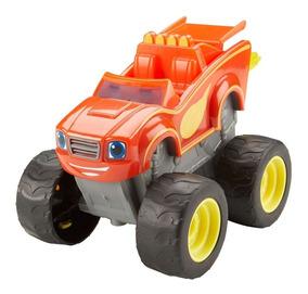 Blaze Y Los Monster Juguete Nickelodeon Carro Machines De reBodCWx