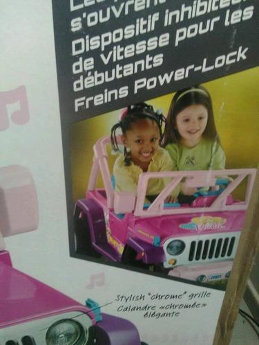 carro de juguete para niñas de fisher price