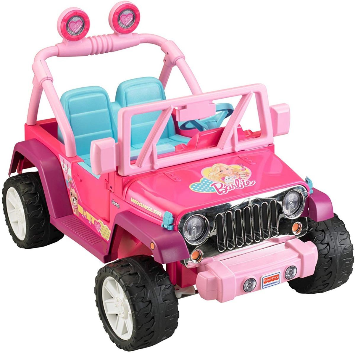 Carro De Juguete Para Ninas De Fisher Price Bs 320 00 En Mercado