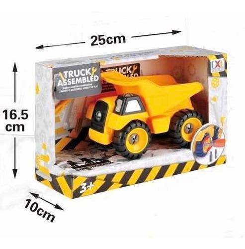 carro de juguete para niños, tipo camión cod. cxl500-1c