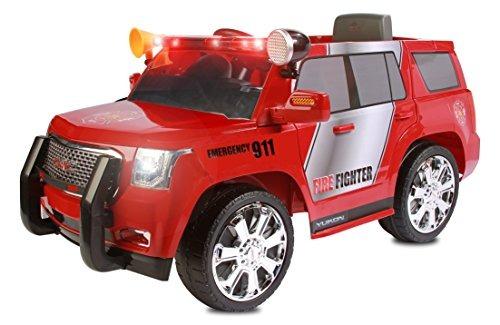 Carro De Juguete Rollplay Gmc Suv Montable Para Nino 1 560 900