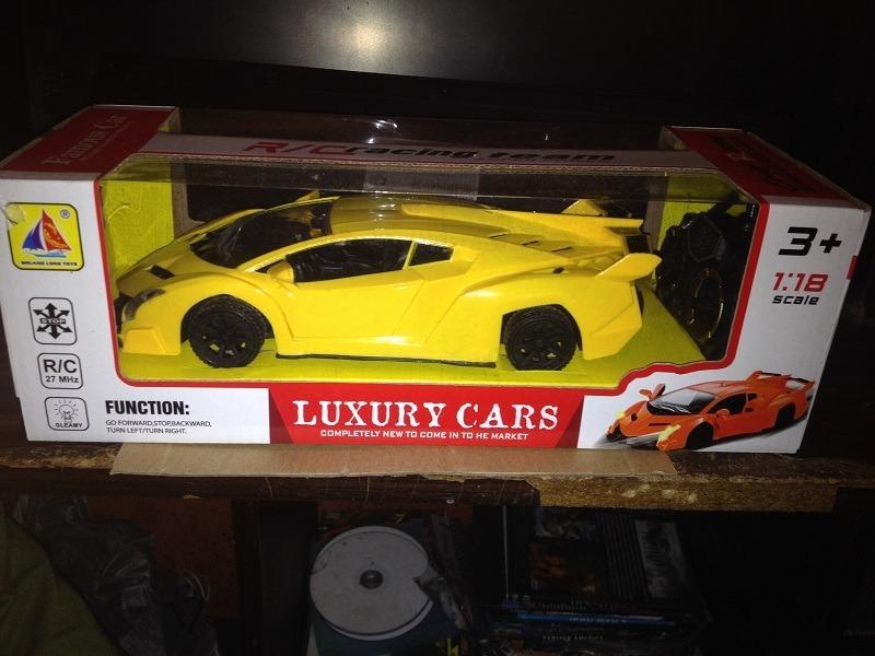 Carro De Juguete Tipo Lamborghini A Control Remoto Bs 25 000 00