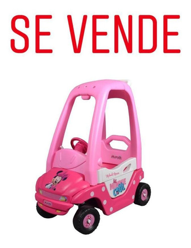 carro de la minnie