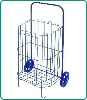 carro de mercado plegable - carrito metalico para mercar