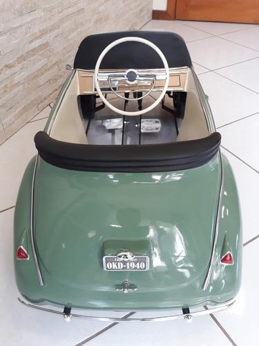 carro de pedais para crianças
