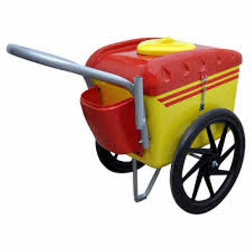 carro de picole thermototal mod t350 amarelo faixa vermelha