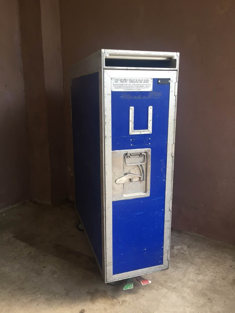 originales Nuevos objetos elegante en estilo Carro De Servicio Avión Boing Trolley Caja D Herramientas Li - $ 30.000,00