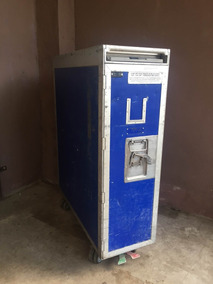 imágenes oficiales detallado compra original Carro De Servicio Avión Boing Trolley Caja D Herramientas Li