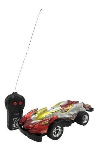 carro deportivo a control remoto, juguete de carrera