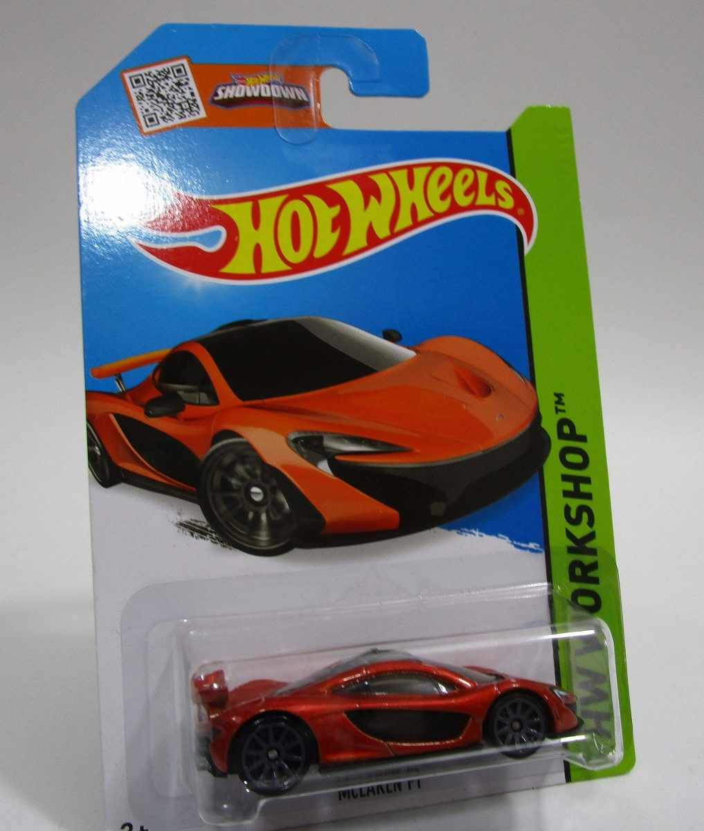 Hot Wheels Fotos ~ Carro Deportivo Carreras Mclaren P1 Hot Wheels Ta2 $ 26 900 en Mercado Libre