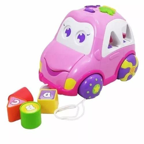 Carro Didactico Juguetes Para Bebes Figuras Geometricas Bs 1 600
