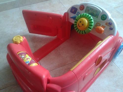 carro didáctico para bebes