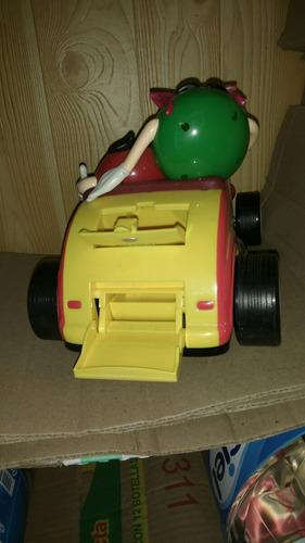 carro dispensador de mym