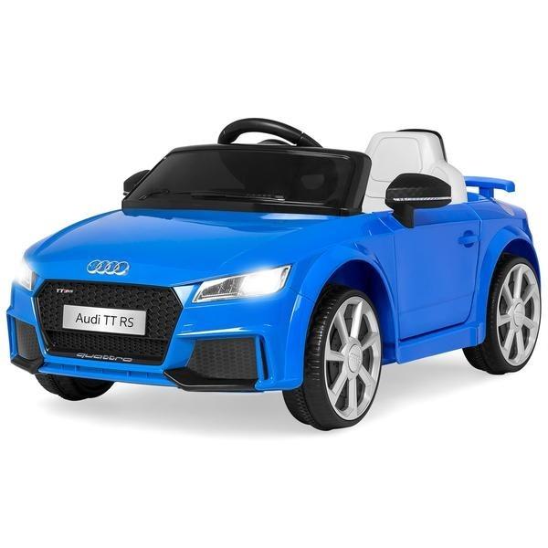 Carro Eléctrico Best Choice 6v Audi Tt Rs Azul 849900 En