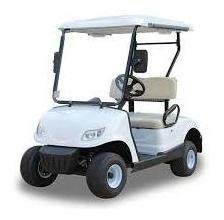 carro eléctrico de golf para dos personas modelo lqg022