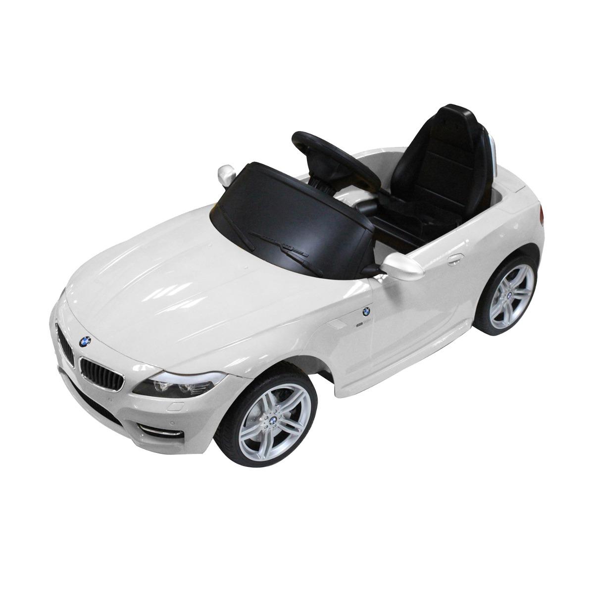 Carro Electrico De Juguete Bmw Z4 A Control Remoto 6v 1 622 111