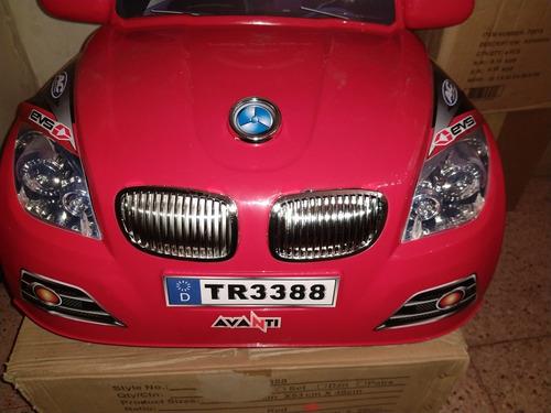 carro electrico montable