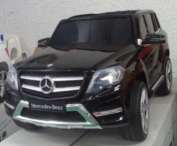 Carro el ctrico ni os camioneta mercedes benz de lujo for Mercedes benz of wilmington de