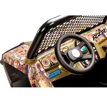 Carro Electrico Peg Perego Polaris Ranger Rzr 900