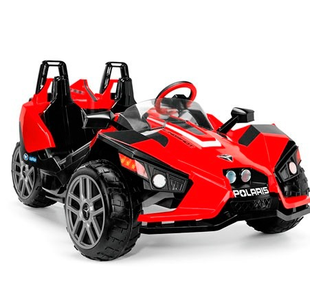 carro electrico peg perego polaris slingshot 12 v nuevo msi 13 en mercado libre. Black Bedroom Furniture Sets. Home Design Ideas
