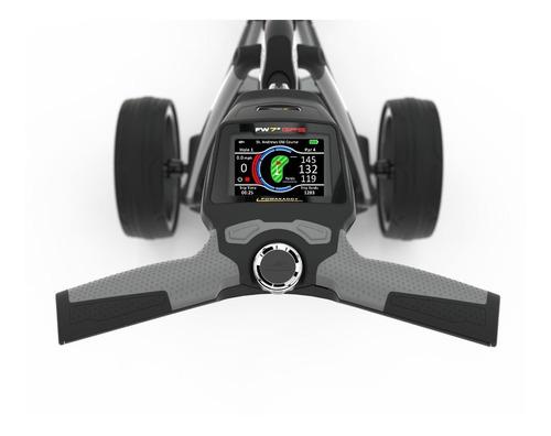 carro eléctrico powakaddy  gps fw7s lithium golf center