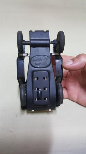 carro en hojalata antiguo de friccion japones