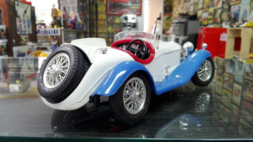 carro escala 1:18. alfa romeo 2300 spider (1932)