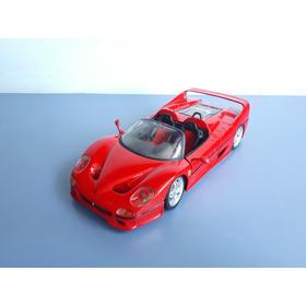 Carro Ferrari F 50 Maisto Escala 1/18 - Shell