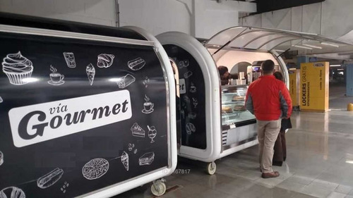 carro food truck en mall 15 norte viña d