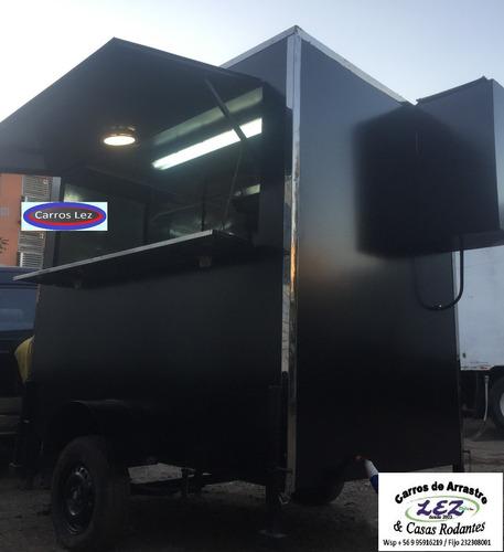 carro foodtruck para comida rapida equipado !!!!!!