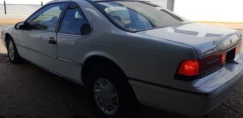 carro ford thunderbird 2p completo 22.000 km original 1991