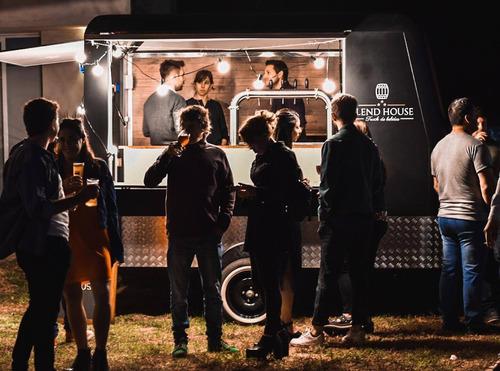 carro gastronomico - food truck