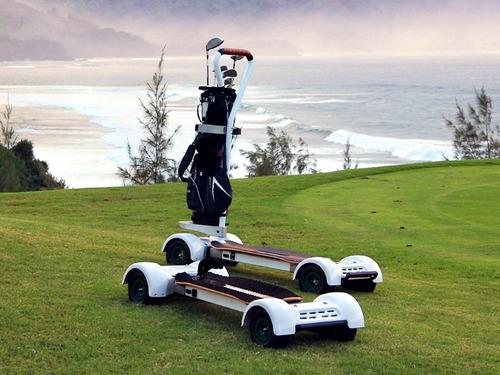 carro golf golf