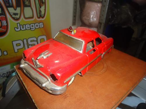 carro hoja lata antiguo