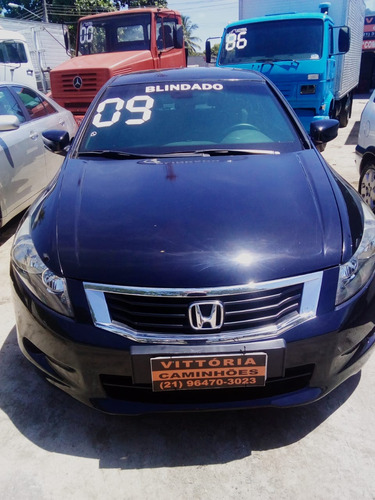 carro honda accord blindado