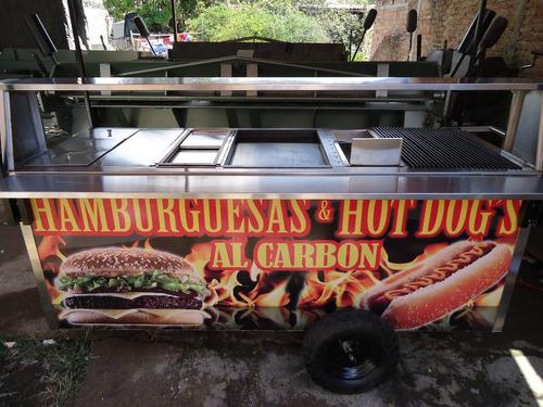 carro hot dogs parrilla carros hot dog carreta hotdog carbon