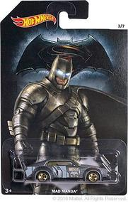 Hot Wheels Batman Manga Mad Juguete Carro 1cFTJ3lK