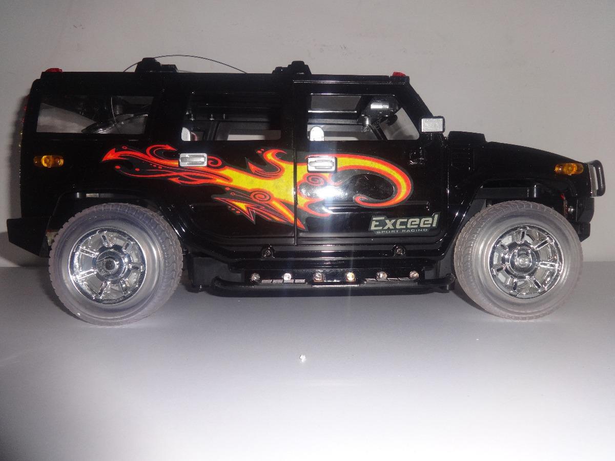 Carro Hummer Juguete A Control Remoto Bs 586 50 En Mercado Libre