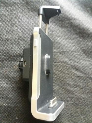 carro iphone cargador