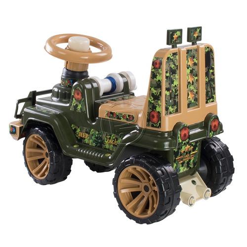 carro jeep montable juguete niño paseador caminador infantíl