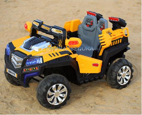 carro jeep moto recargable electricos montables rf;p-n-5l8