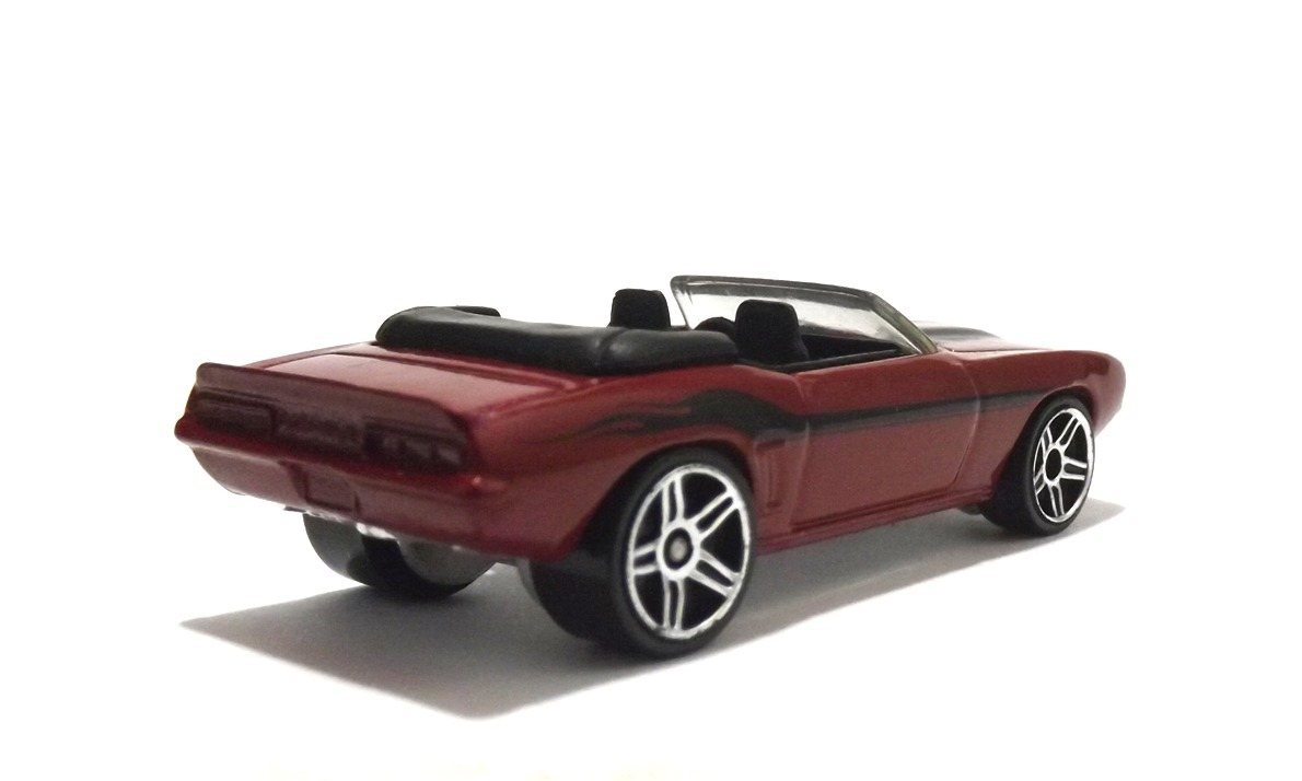 Carro Juguete Coleccion Hot Wheels Camaro 69 Bs 7 000 00 En